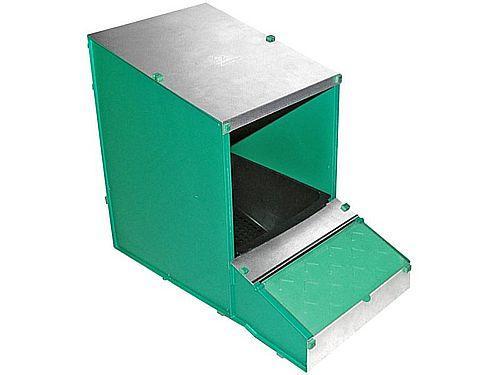 1 SLOT DETACHABLE NEST BOX WITH REAR