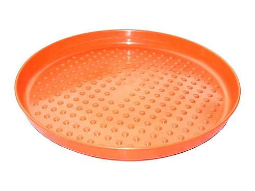 PLASTIC PLATE FOR NURSERY BIRDS