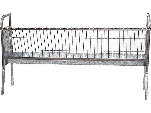2M OVINE WALL FORAGE RACK