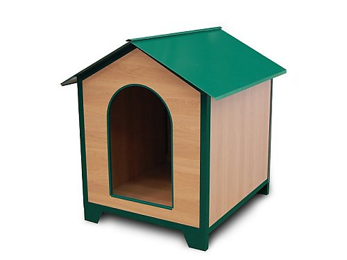 LACQUERED DOG KENNEL