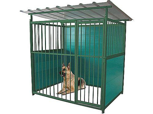 2 X 1,35M LACQUERED KENNEL