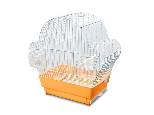 EXOTIC BIRD CAGE