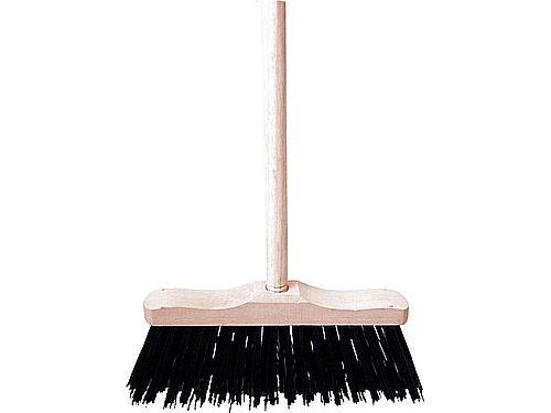 INDUSTRIAL BROOM WITH HANDLE