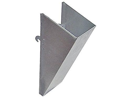 METAL FORAGE RACK FOR RABBITS