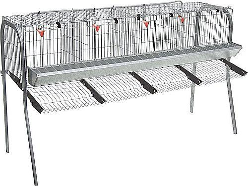 1 LEVEL HEN CAGE