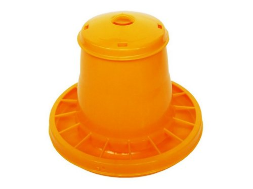 3,5 KG PLASTIC HOPPER FOR CHICKS