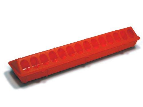 COMEDERO PLASTICO 50 cm. AVICULTURA