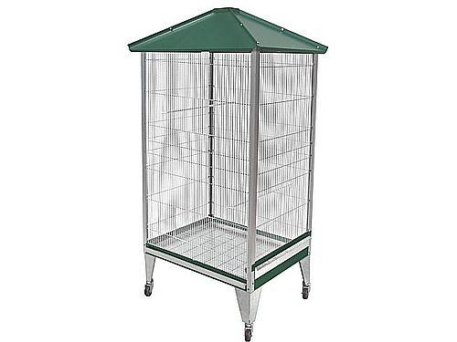 'GROVE MAXI' AVIARY WITH ACCESSORIES