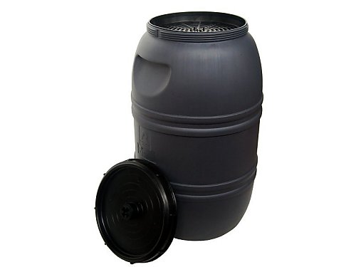 220 LITRE BARREL WITH SCREWABLE LID