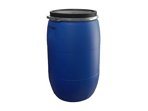 120 LITRE BARREL WITH LID