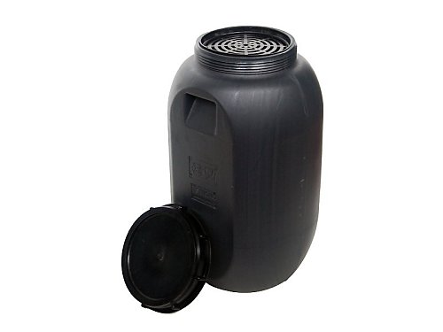 60 LITRE BARREL WITH SCREWABLE LID