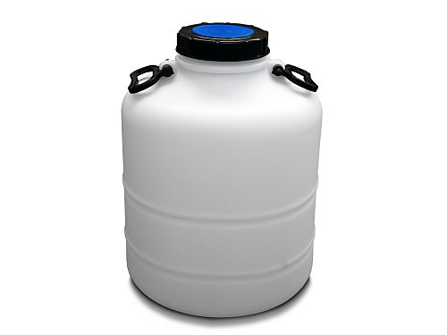 25 LITRE CONTAINER WITH WIDE BUNGHOLE