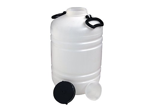 20 LITRE CONTAINER WITH WIDE BUNGHOLE