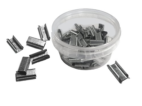 METAL STAPLE (100 UNITS)